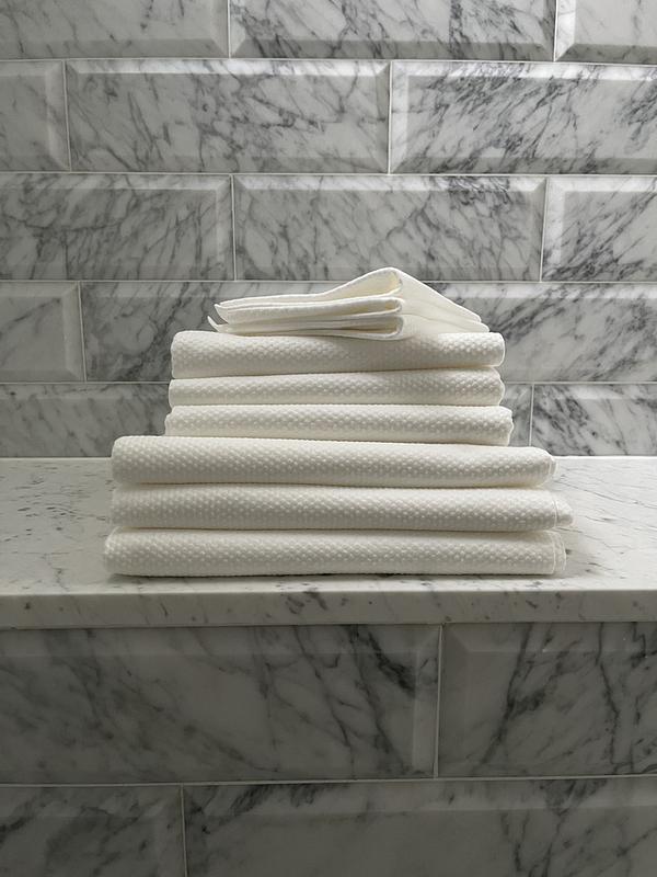 Wegwerphanddoeken assortiment Wit